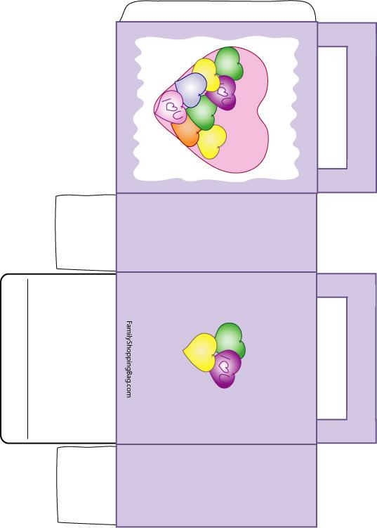 Printable Valentine Box