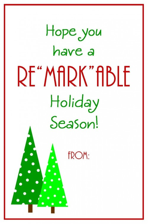 7 Best Images of Christmas Printable Tag Teacher Appreciation Gift ...