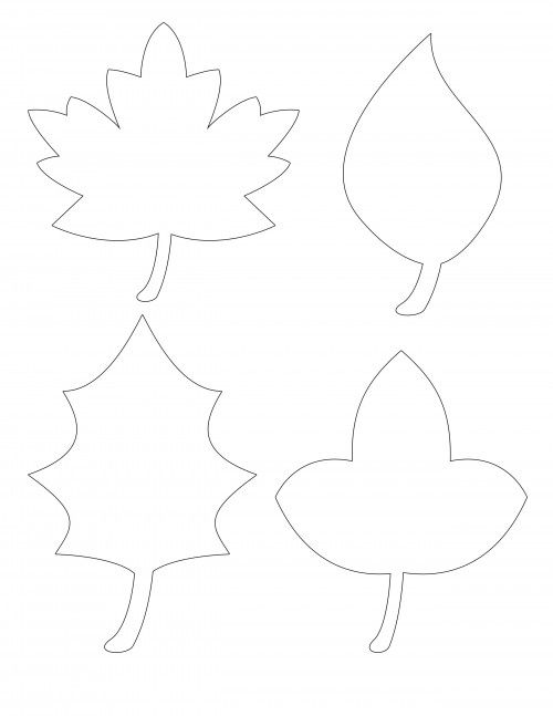 6 Images of Thanksgiving Tree Printable