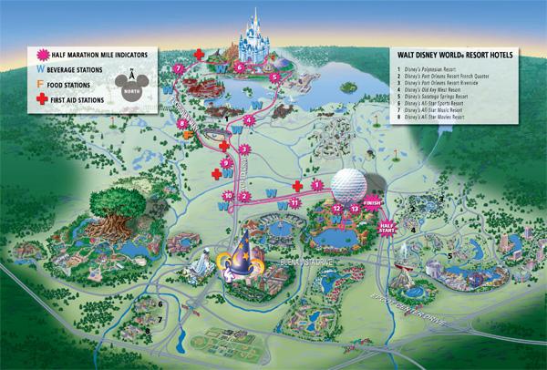 Best Images of Walt Disney World Map Printable - Walt Disney ...