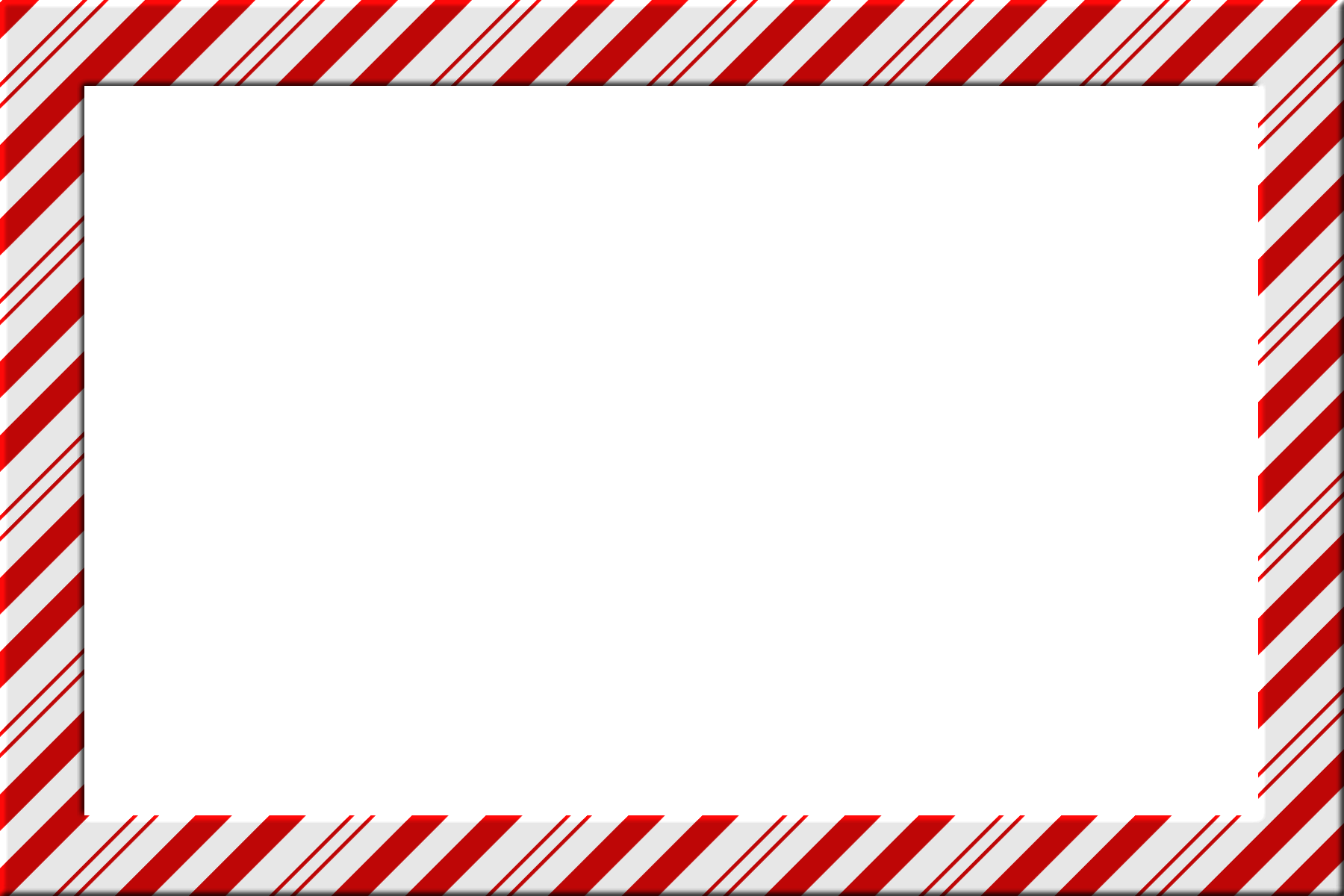 8 Images of Printable Candy Cane Borders