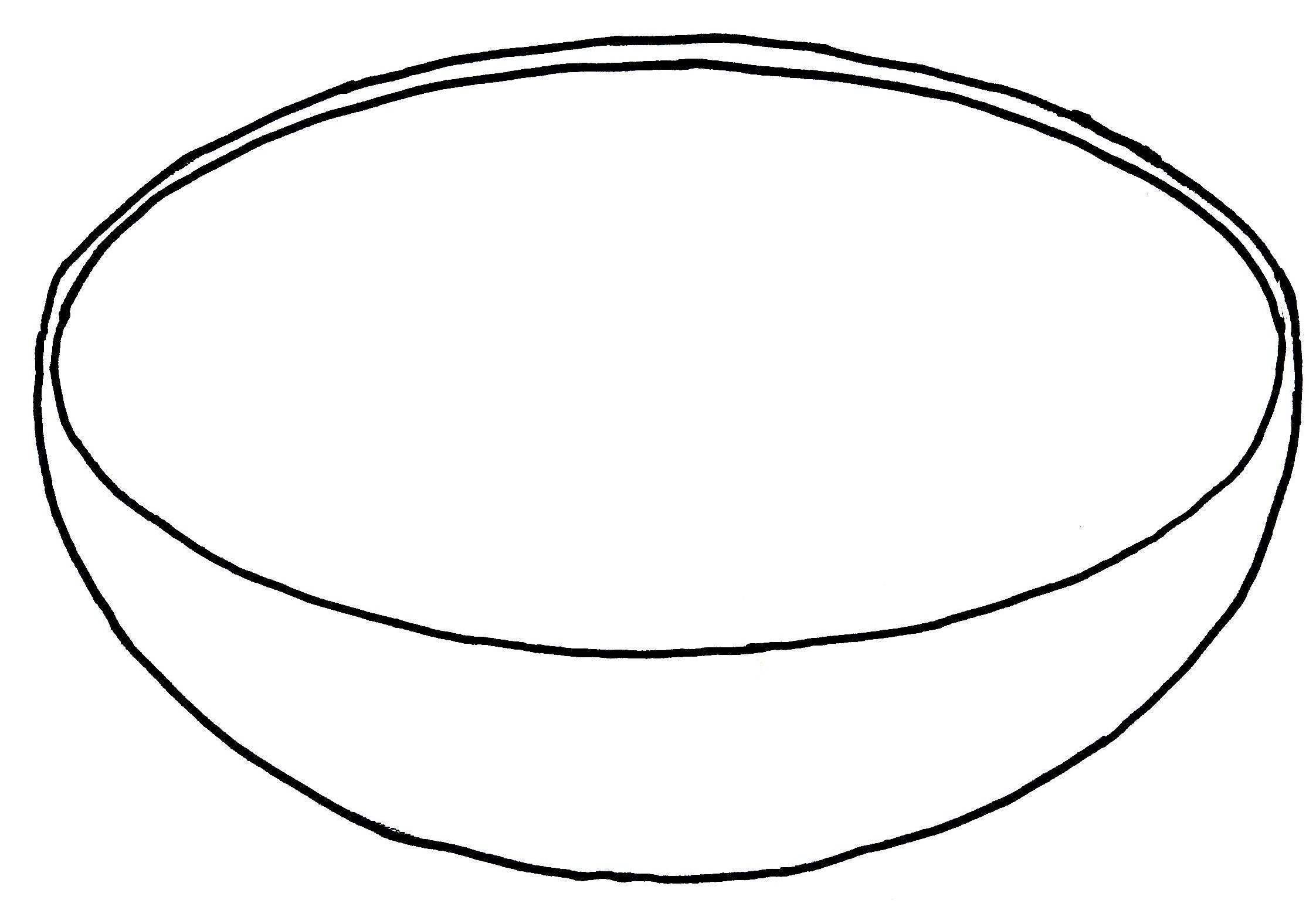 6 Best Images Of Ice Cream Bowl Template Printable Free