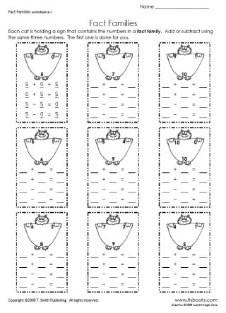 5 Images of 1st Grade Word Family Printables