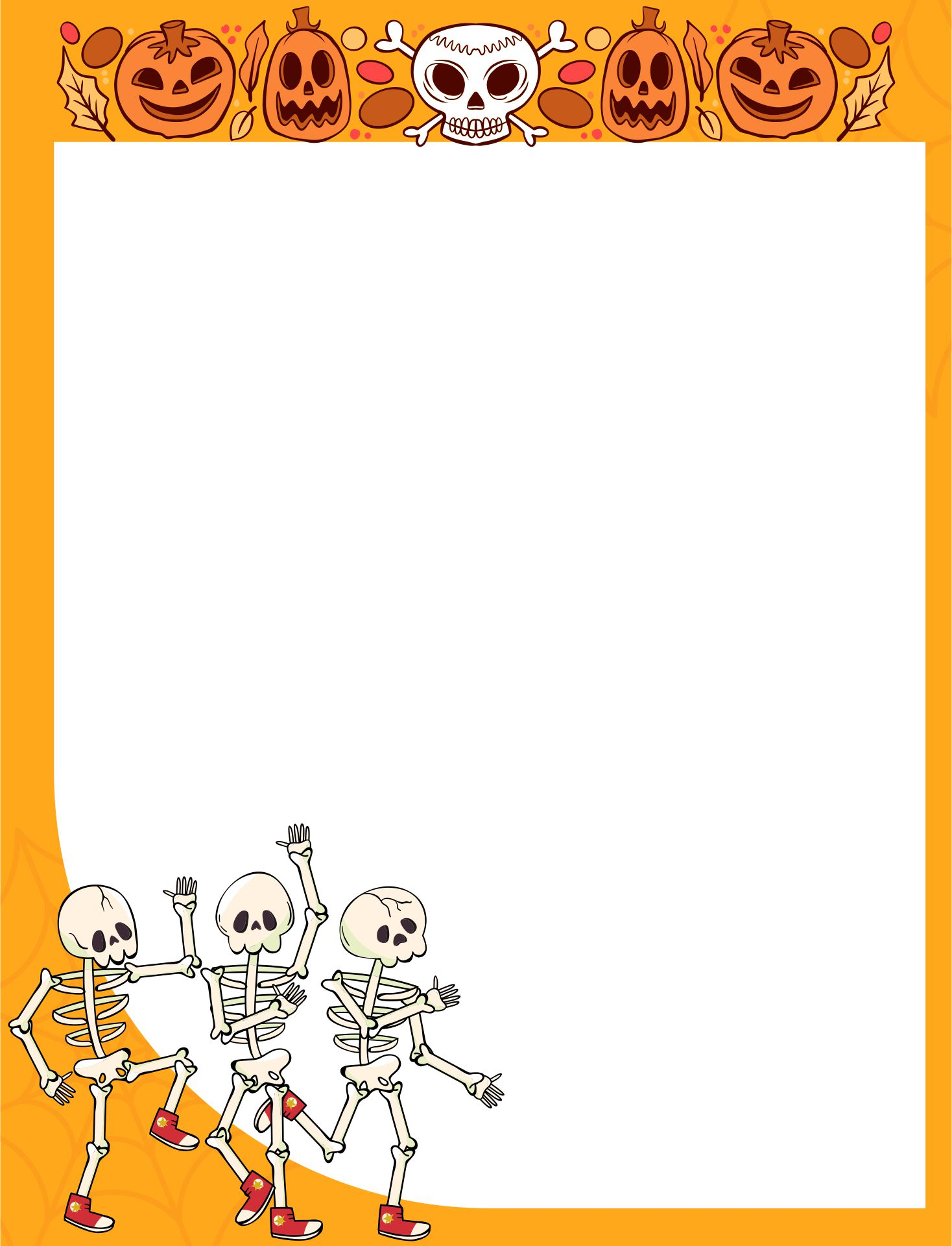Halloween Paper Templates