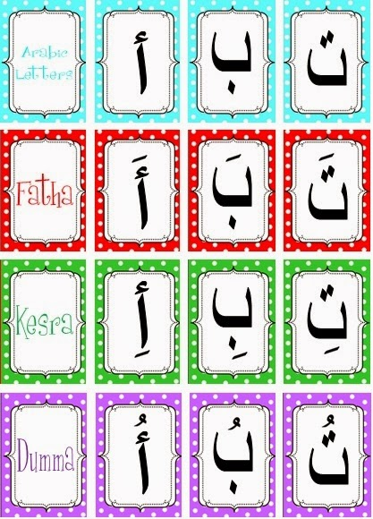 7 Images of Arabic Thank You Cards Printable