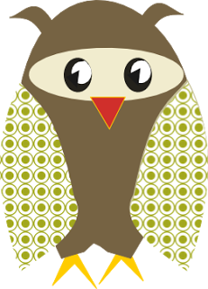 7 Images of Fall Owl Printables
