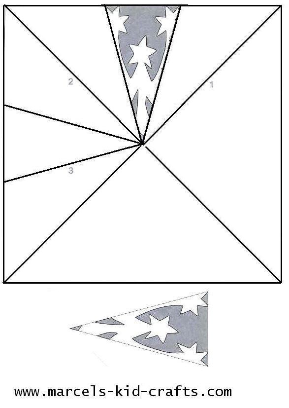 7 Images of Printable Paper Snowflake Patterns