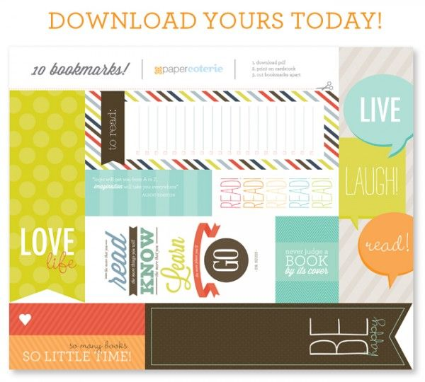 6 Images of Jessie Printable Bookmarks