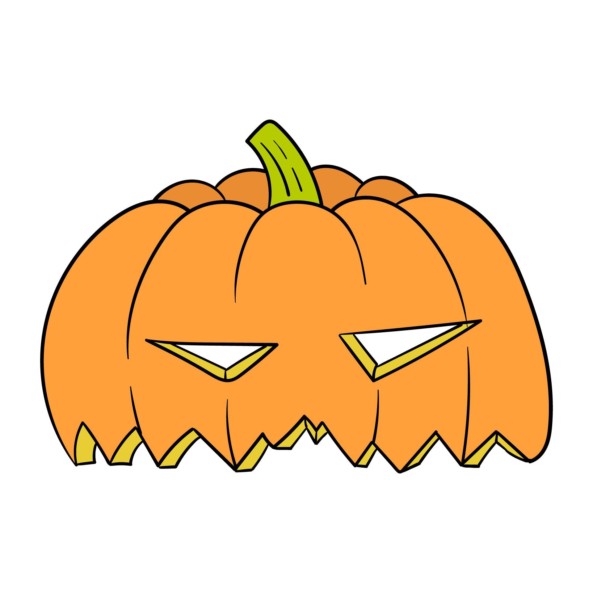 Pumpkin Halloween Mask Templates Printable