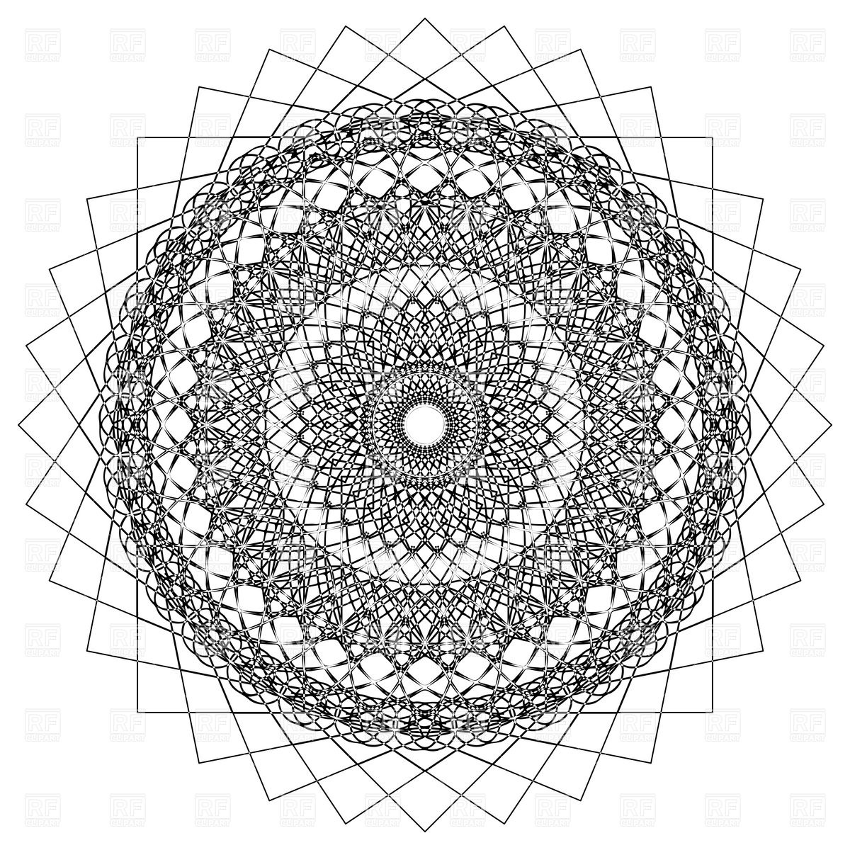 Geometric Line Design Patterns : Best images of line designs geometry printable