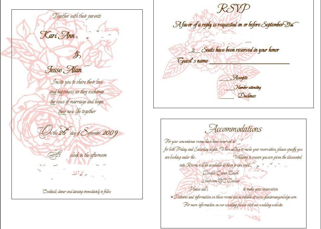 wedding structurewedding invitation inserts wedding