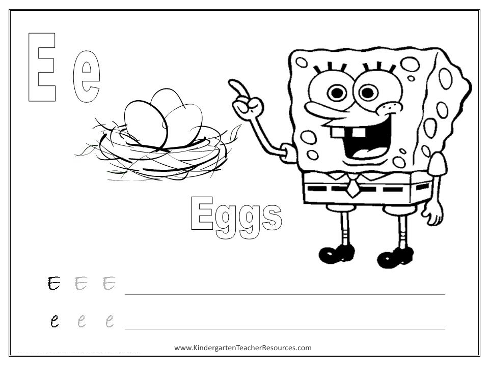 Abc Worksheets For Kindergarten writing abc worksheets mreichert – Free Abc Worksheets for Kindergarten