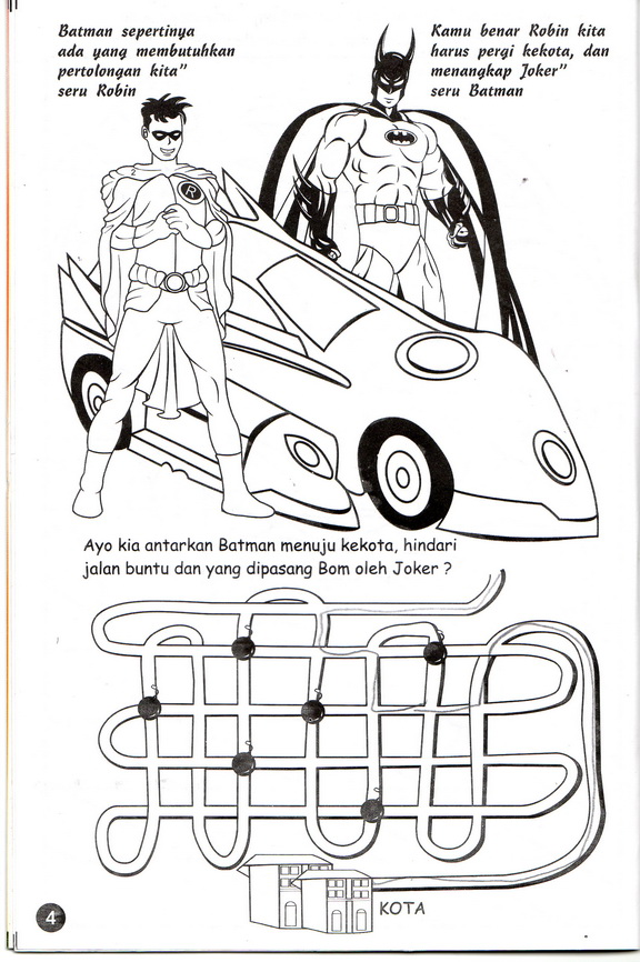 superhero coloring pages games free - photo#37