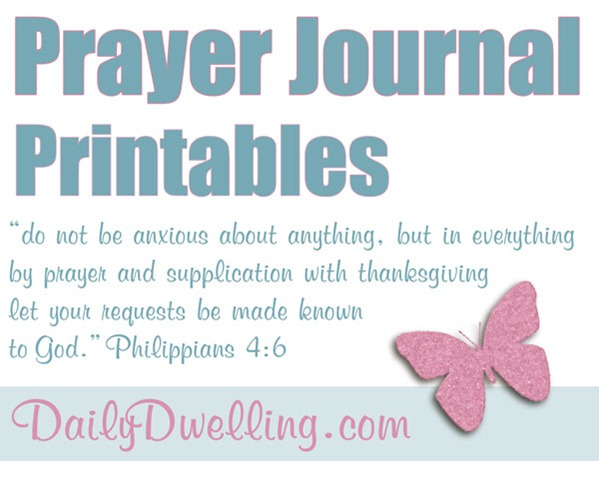8 Images of Printable Daily Prayer