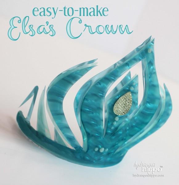 7 Images of DIY Frozen Elsa Crown Printable