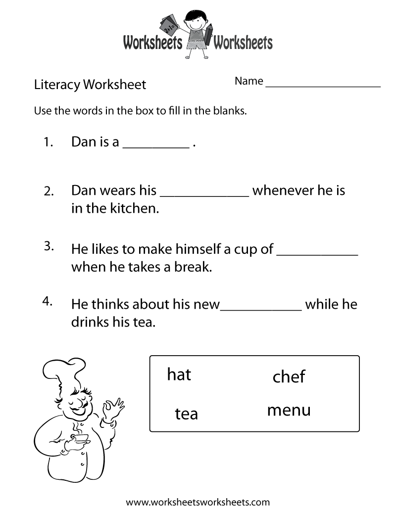6 Best Images of Free Printable Fun Worksheets For Kids - Fun ...