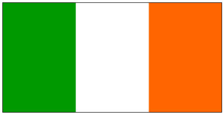 4 Images of Free Printable World Flag Of Ireland