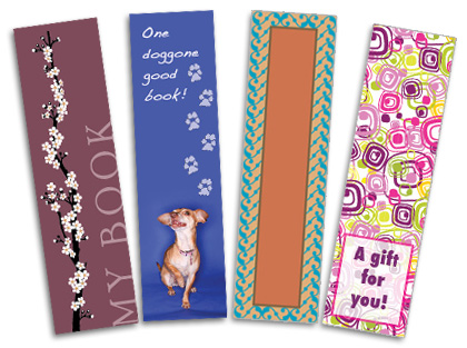5 best images of printable bookmarks printed cool for Cool ways to make bookmarks
