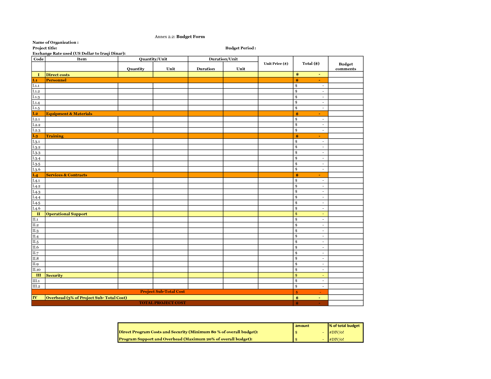 Free household budget worksheet uk