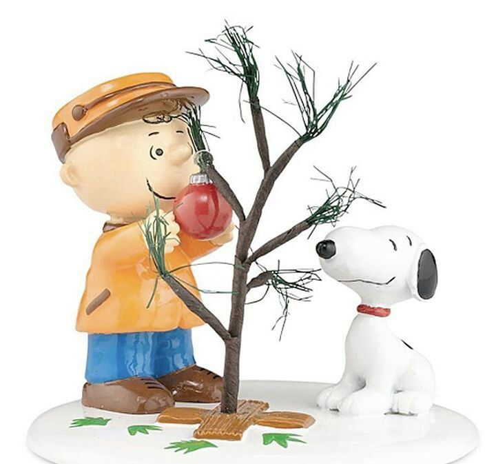 Department 56 Peanuts a Charlie Brown Christmas