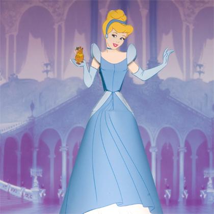 Сделать принцессу своими руками из бумаги