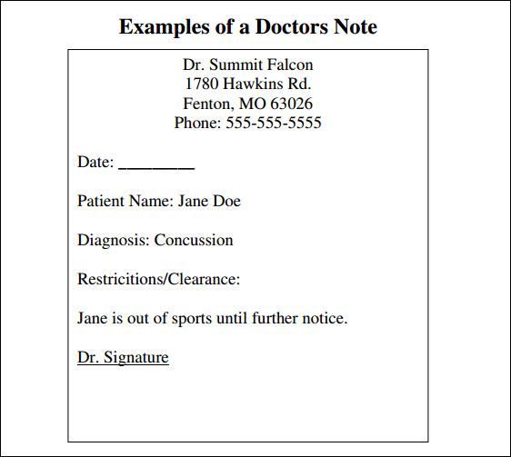 8 best images of blank printable doctor note pdf