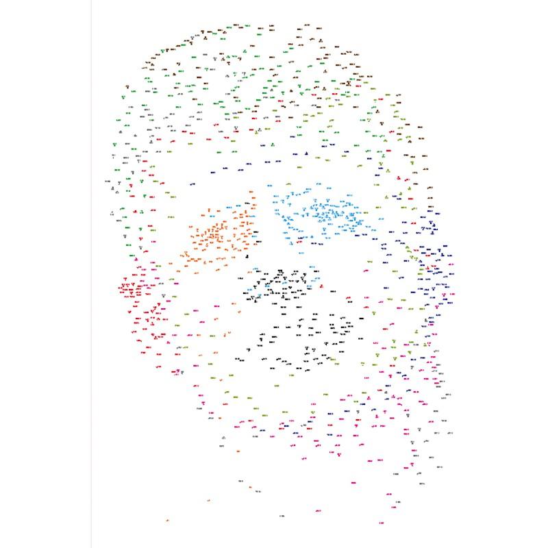 of Extreme Dot To Dot Printables 1000 Dots - Free Extreme Dot to Dot ...