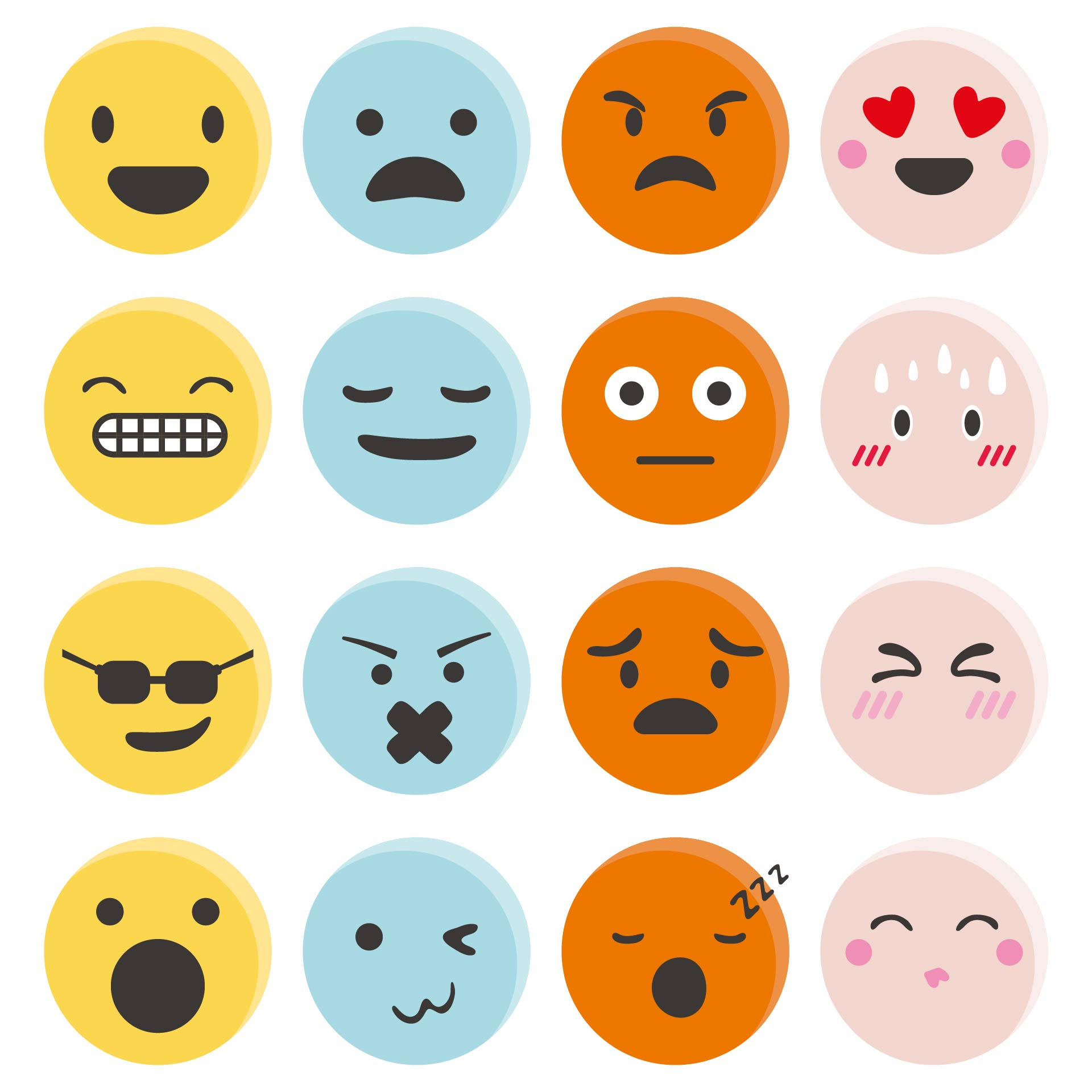9 Images of Feeling Printable Emotion Poster