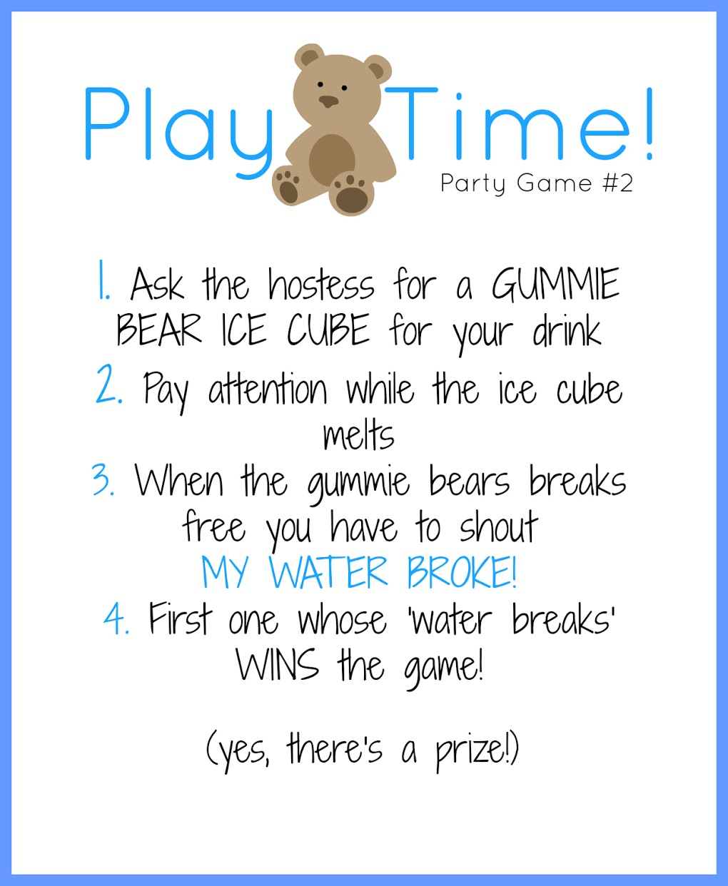 8 Best Images Of New Baby Boy Shower Printable Games