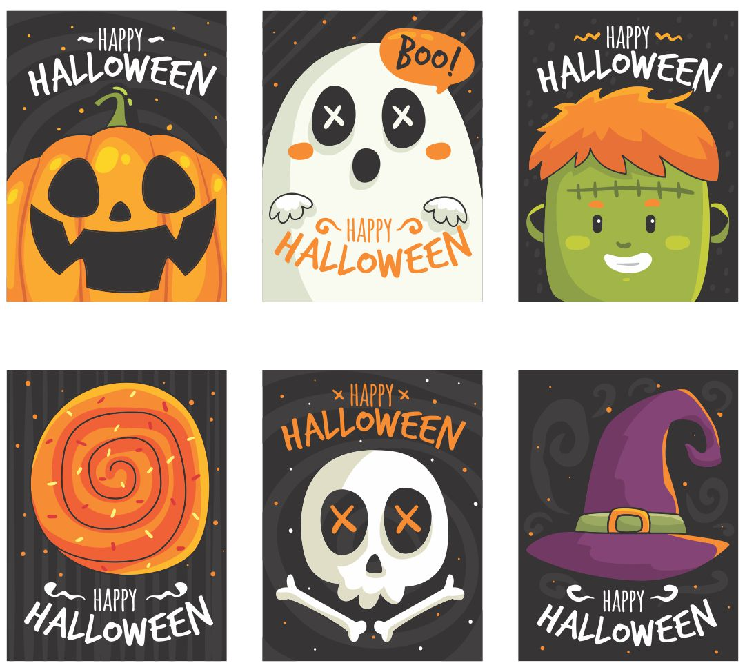 8 Images of Printable Halloween Signs