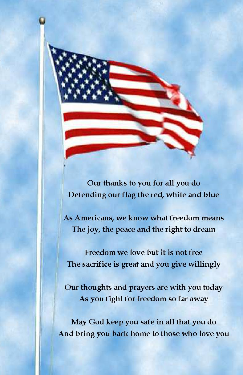 6 Images of Printable Fourth Of July Poems