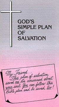 7 Images of Christian Salvation Printable Tract