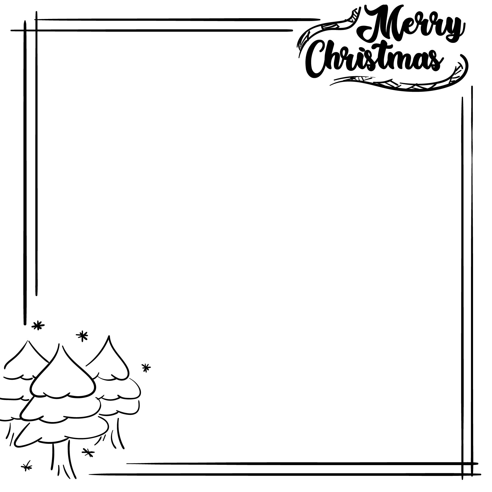 Paper That You Can Write On Christmas