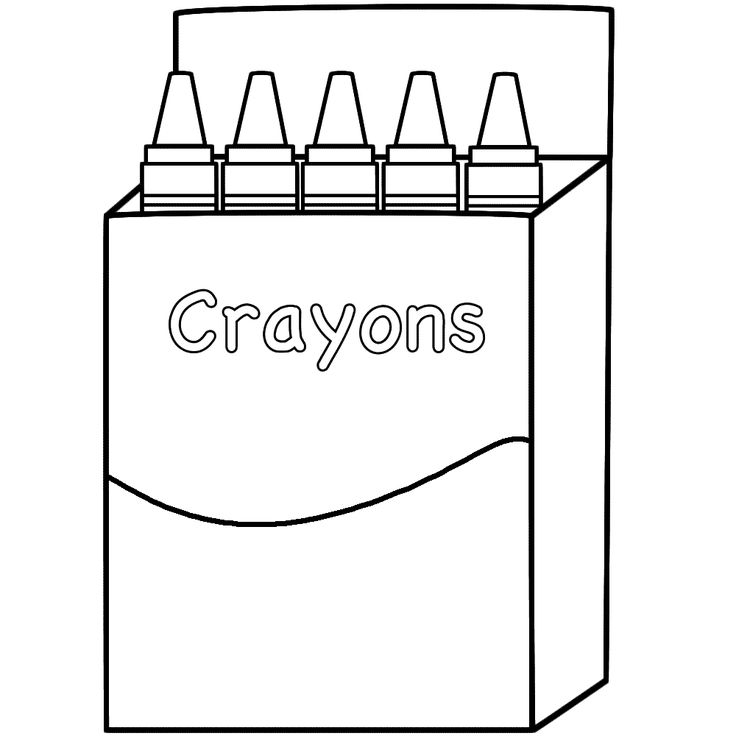 8 images of printable coloring page picture frame printablee pinterest - Crayon To Color