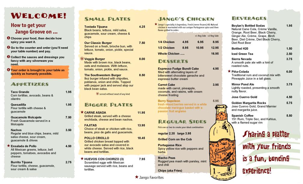 Best images of free printable italian menus