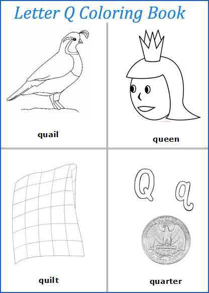 letters that start with q 5 best images of letter q worksheets for preschool 23393
