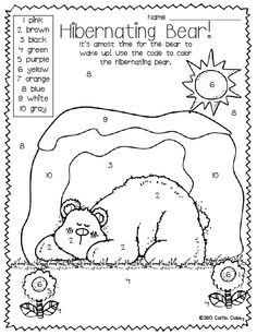 Related Keywords & Suggestions for hibernating animals worksheet