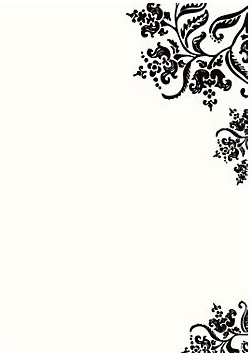 4 Best Images Of Printable Blank Invitation Paper Blank