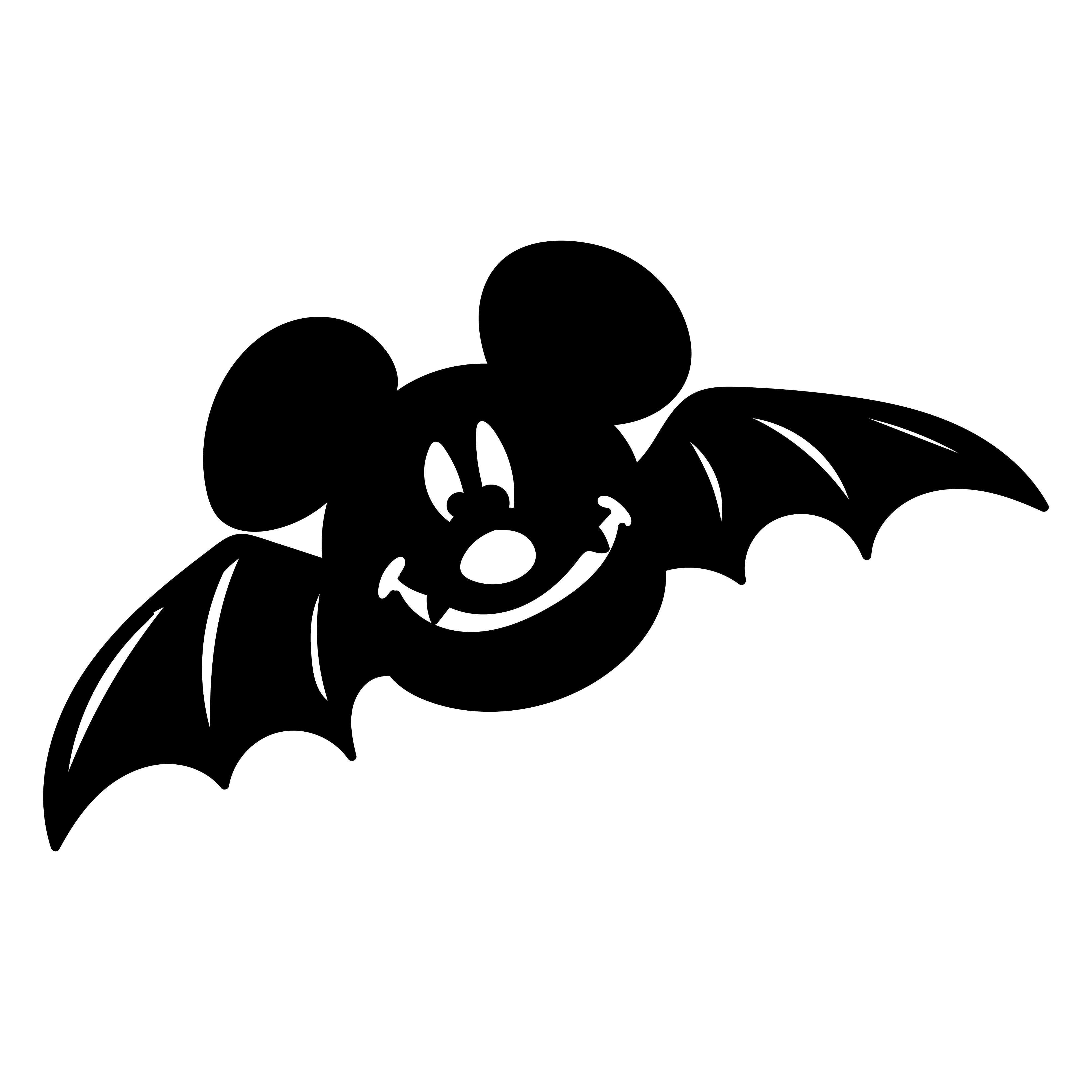 5 Images of Disney Halloween Pumpkin Stencils Free Printable