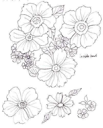 Images of Leather Flower Patterns Printable - Free Printable Leather ...