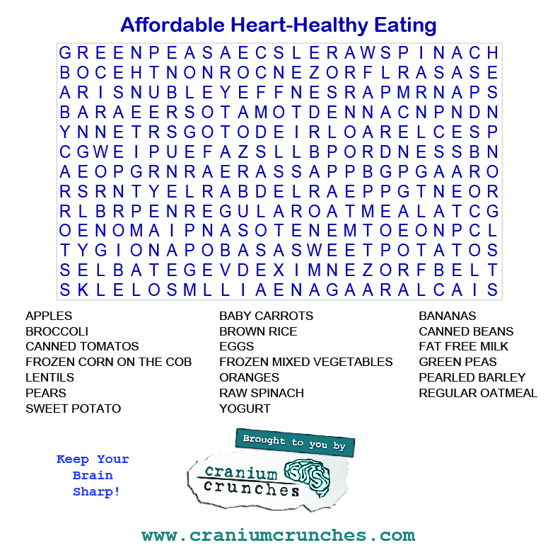 4 Images of Heart Disease Word Scramble Printable