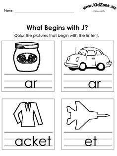 math worksheet : 6 best images of printables for preschool letter j  letter j  : Letter J Worksheets Kindergarten