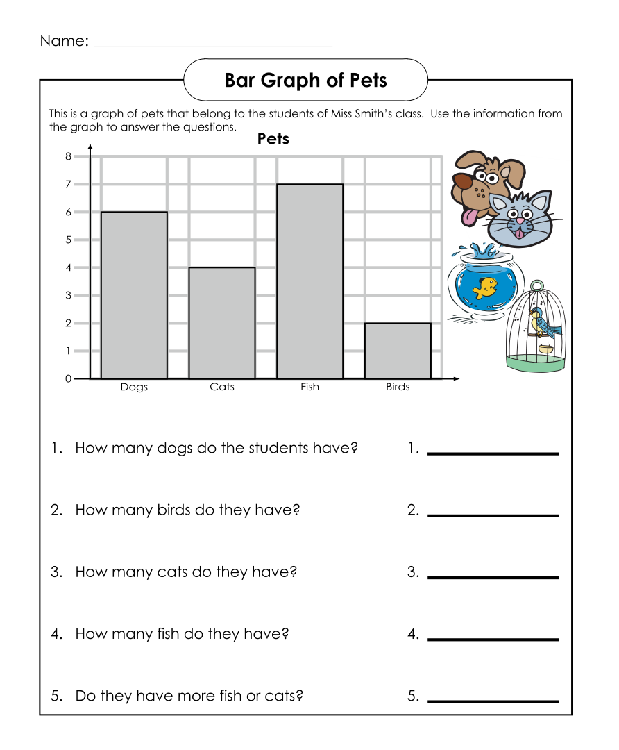 Line Graph Worksheets Year 7 Sheets