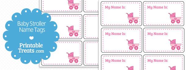 baby shower name tags printable free printable baby shower name tags