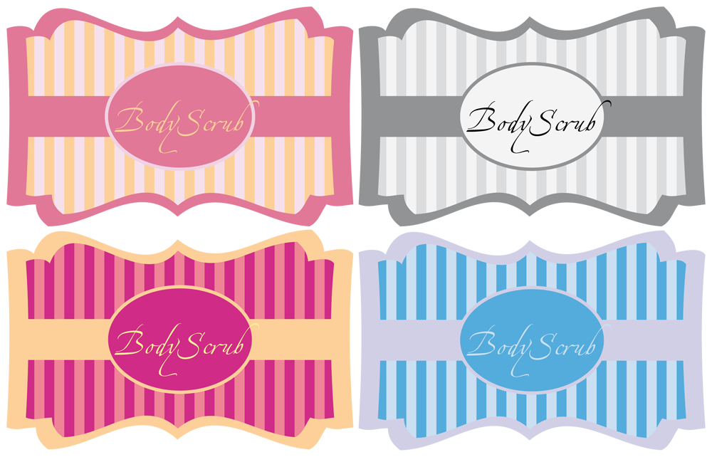 6 Images of Printable Labels For More Fun