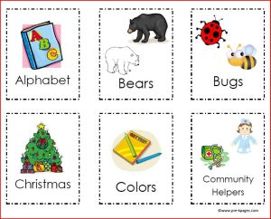 5 Images of Printable Classroom Library Labels