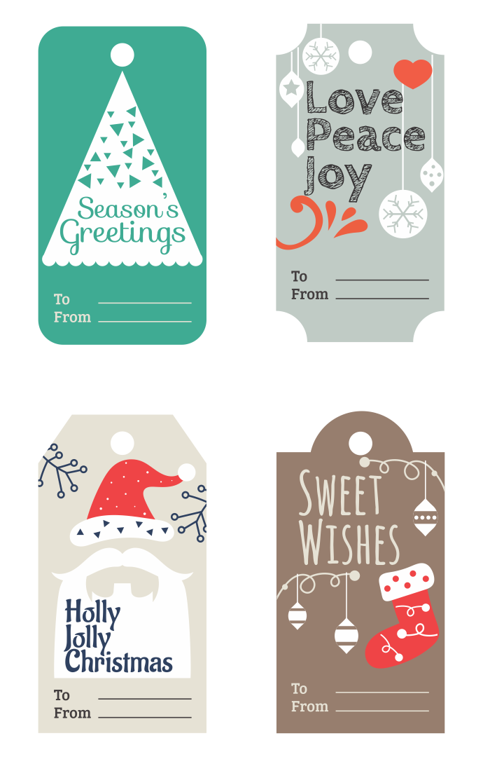 best images of christmas card tags printables printable printable christmas gift tags