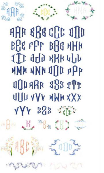 7 best images of free printable monogram letters l