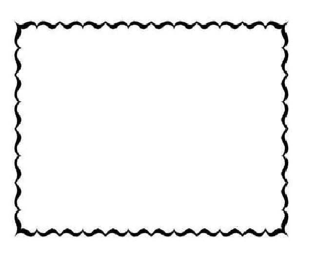 Free Printable Page Borders and Frames