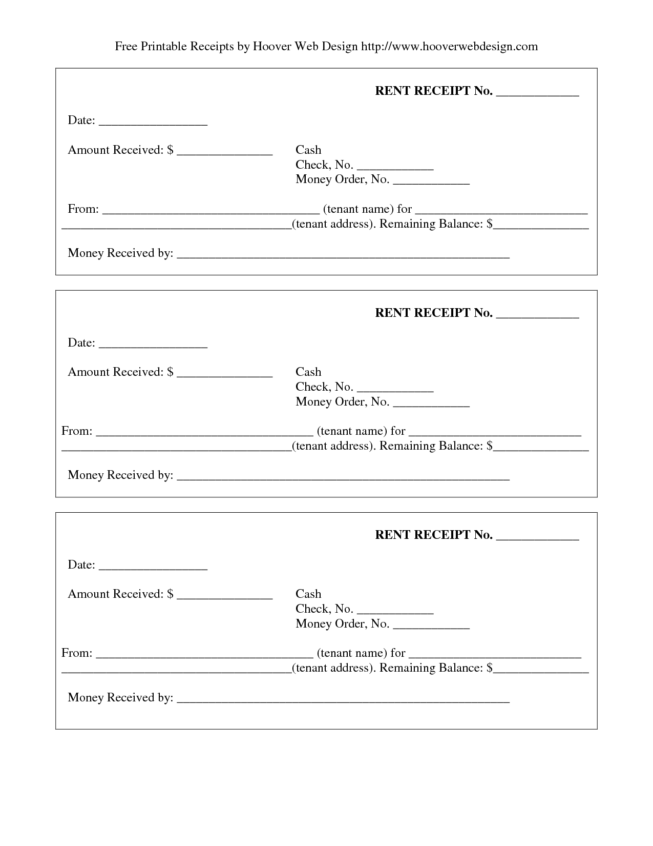 Free Receipt Book self employed profit and loss statement – Sample Receipt Book